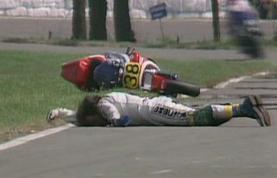 Авария Франко Унчини (1983)