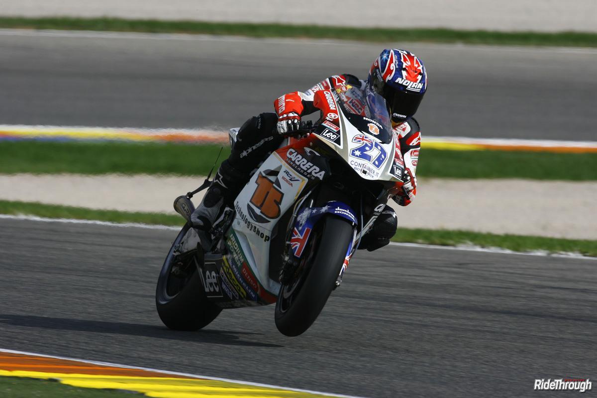 Кейси Стоунер (Валенсия, 2006)