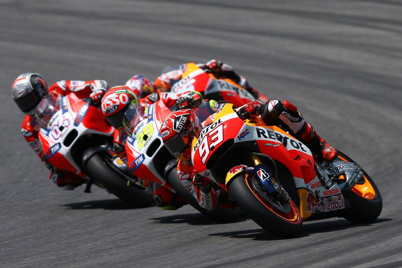 Honda & Ducati