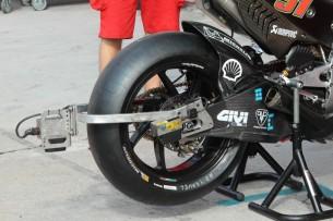 Приватные тесты Ducati MotoGP 2016, Микеле Пирро