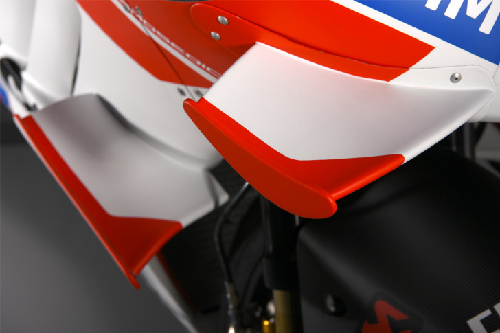 Антикрылья Ducati Desmosedici GP