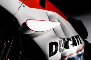 Ducati Desmosedici GP 2016 с крыльями