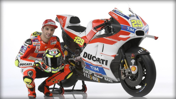 Андреа Ианноне, Ducati Desmosedici GP16