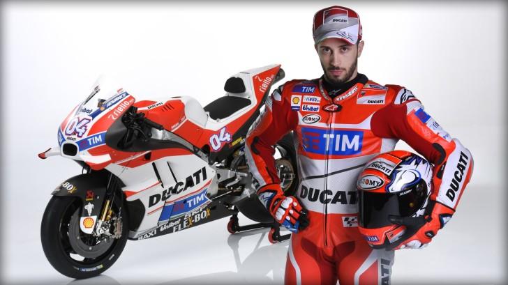 Андреа Довициозо, Ducati Desmosedici GP16