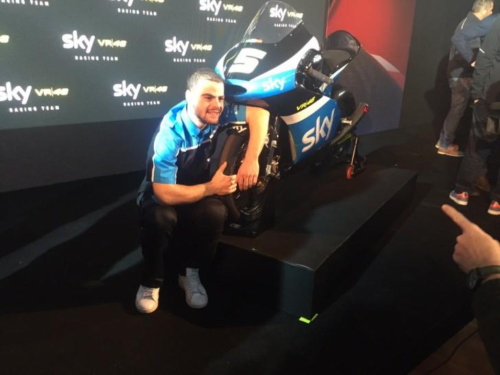 Романо Фенати, Sky Racing Team VR46