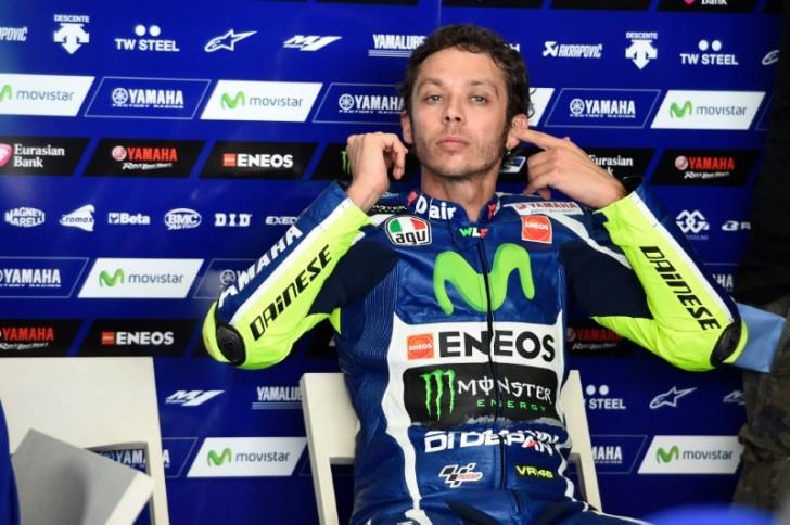 Валентино Росси, тесты MotoGP 2016