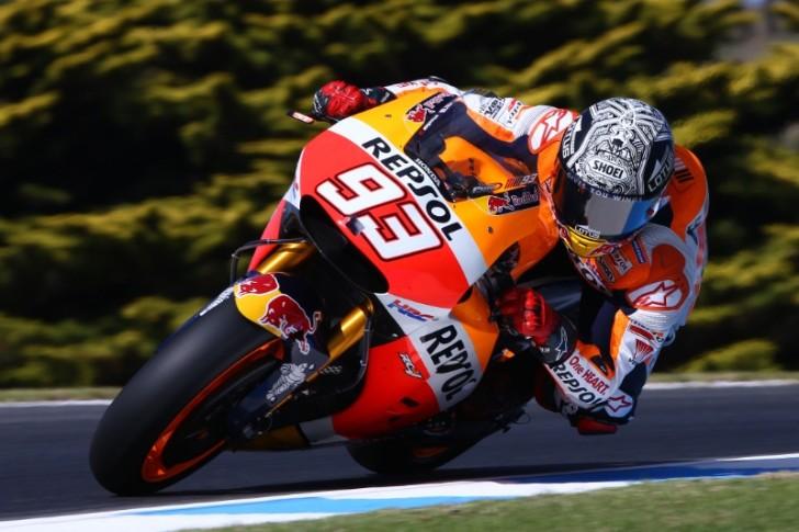 Марк Маркес, Repsol Honda MotoGP 2016