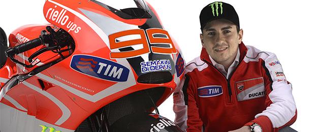 Лоренсо и Ducati в 2017?