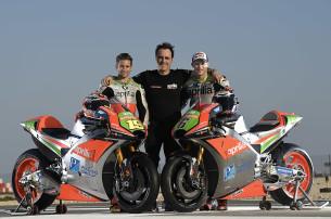 Баутиста, Альбезиано, Брадль и RS-GP 2016