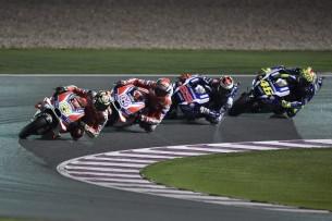 Ианноне, Довициозо, Лоренцо, Росси, Гран-При Катара, MotoGP 2016