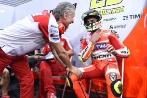 Андреа Ианноне и Паоло Чиабатти, Гран-При Катара, MotoGP 2016
