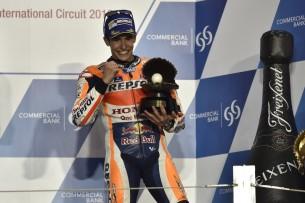 Марк Маркес, Гран-При Катара 2016