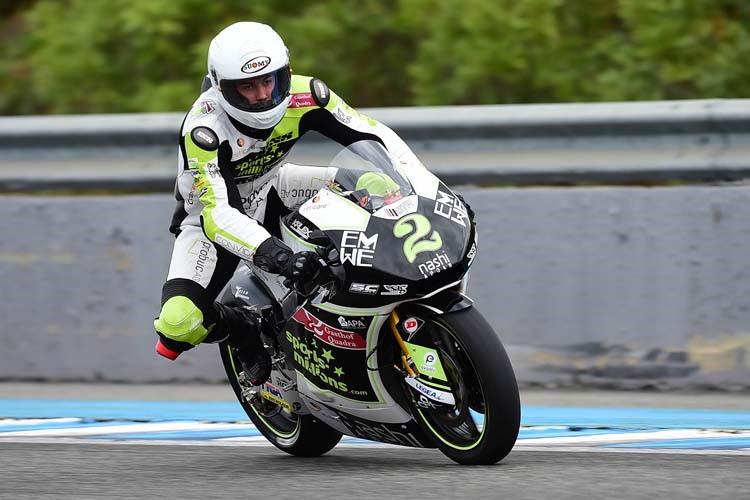 Жиско Раффин Moto2 2016