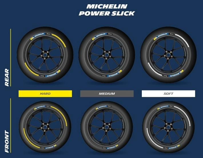 Маркировка шин Michelin 2016
