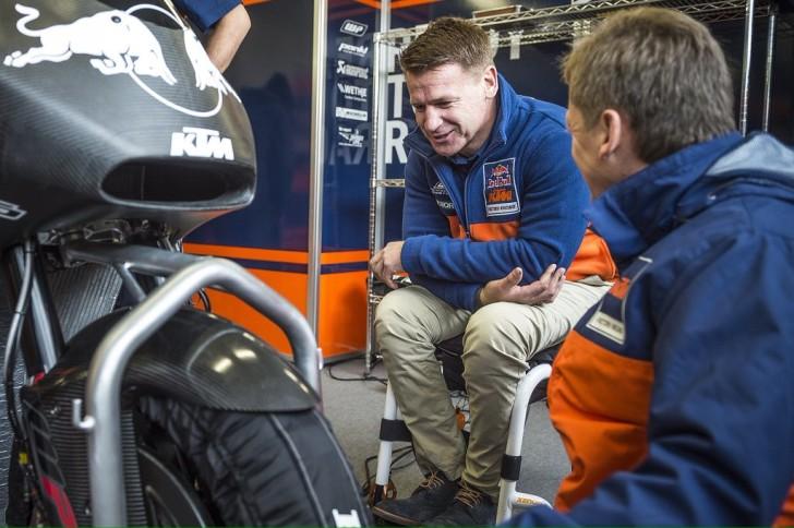 Брэдли Смит заключил контракт KTM Factory Racing на 2017/2018 года