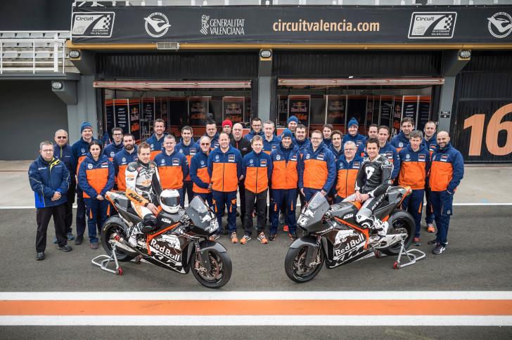KTM MotoGP Factory Racing Team