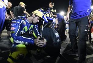 Валентино Росси, Гран-При Катара, MotoGP 2016