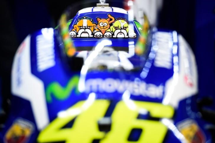 Мотоцикл Валентино Росси, Movistar Yamaha MotoGP, Катар 2016
