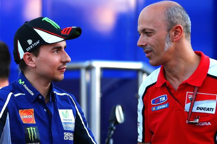 Лоренсо и Ducati?