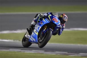 Маверик Виньялес, Гран-При Катара, MotoGP 2016