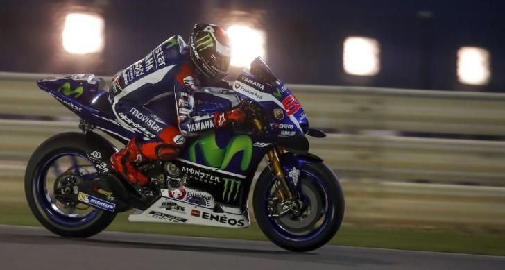 Хорхе Лоренсо, Movistar Yamaha MotoGP, тесты 2016