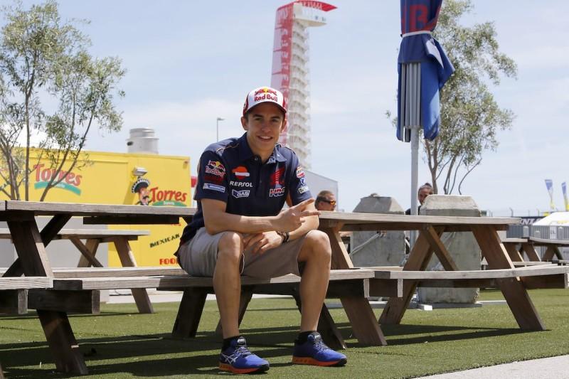 Марк Маркес, Техас, MotoGP 2016
