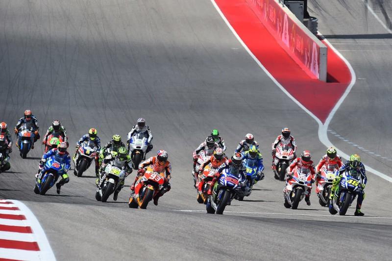 Гран-При Америк, MotoGP 2016, Старт