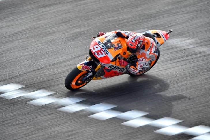 Марк Маркес, Repsol Honda MotoGP, Гран-При Аргентины 2016