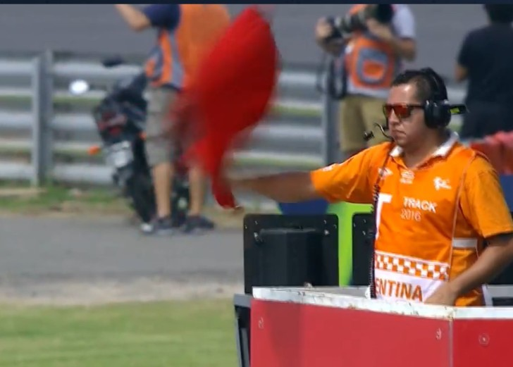 Маршал MotoGP