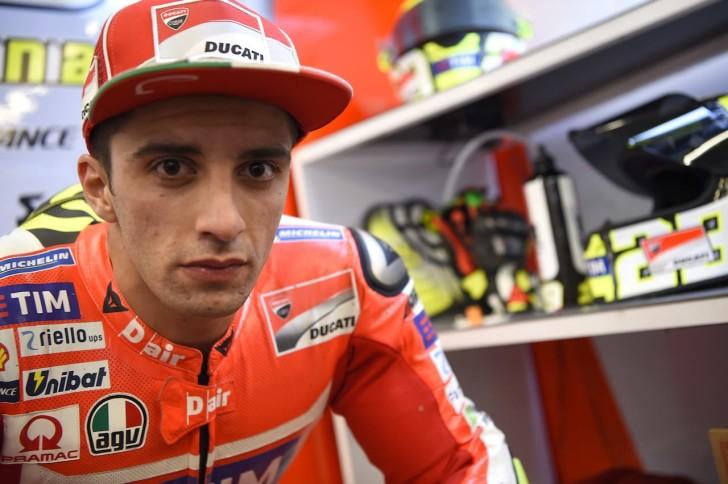 Андреа Ианноне, Ducati Team, MotoGP 2016, Гран-При АРгентины