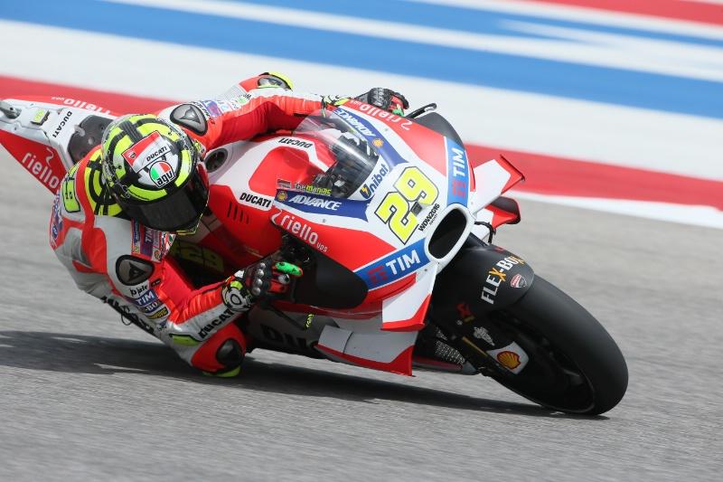 Андреа Ианноне, Ducati Team