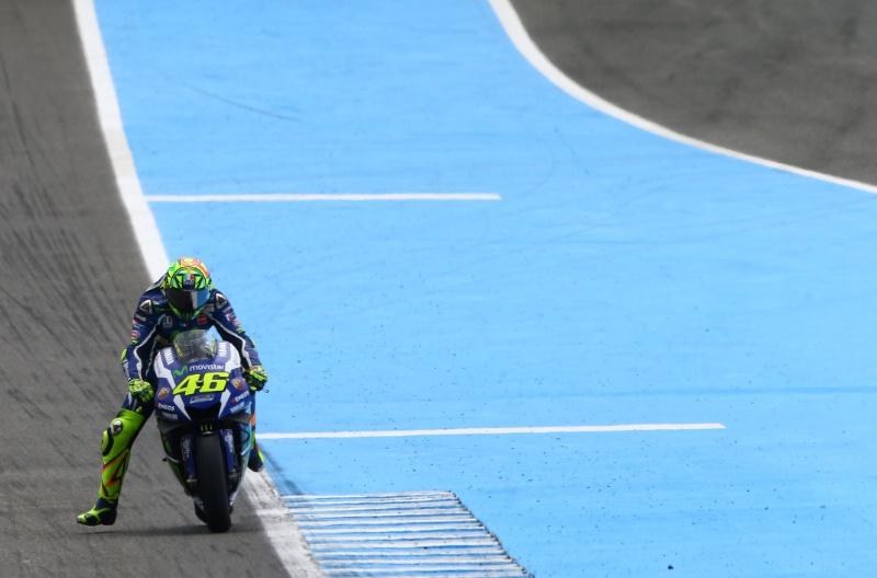 Валентино Росси, Movistar Yamaha MotoGP, 2016, Херес