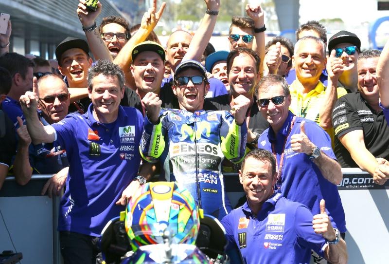 Валентино Росси, Movistar Yamaha MotoGP, Херес 2016
