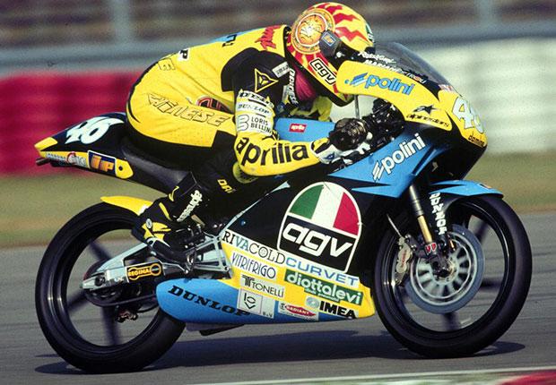 Валентино Росси 1996