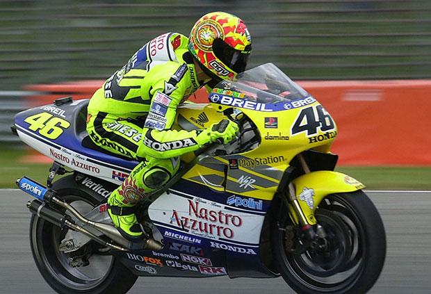 Валентино Росси 2000