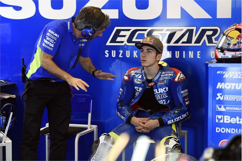 Маверик Виньялес: Suzuki Ecstar, MotoGP 2016