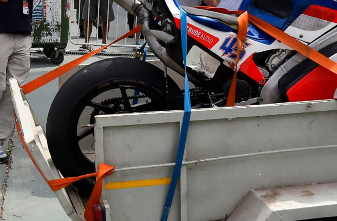 Michelin отзывает оба компаунда перед стартом Гран-При Аргентины
