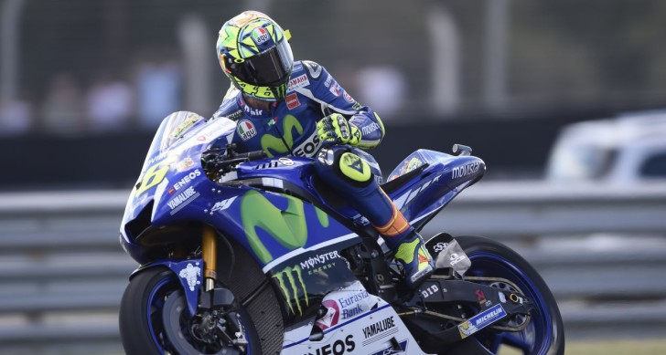 Валентино Росси, Аргентина, MotoGP 2016