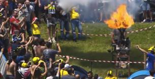 Гран-При Италии, болельщики - огонь