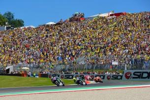 Трек Муджелло, Гран-При Италии