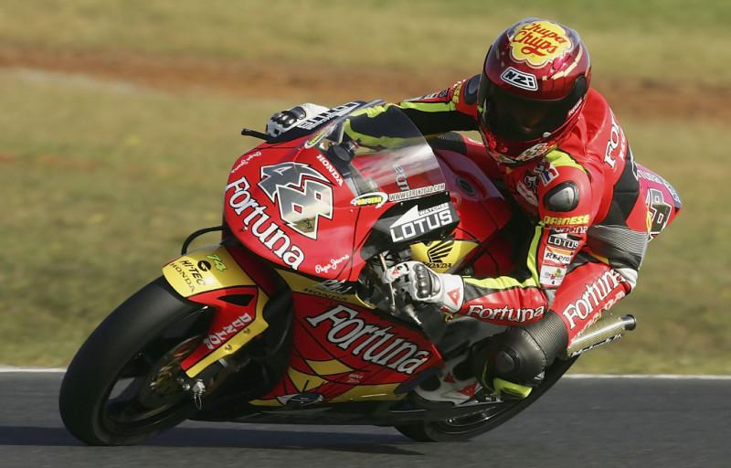 Хорхе Лоренсо (2005)