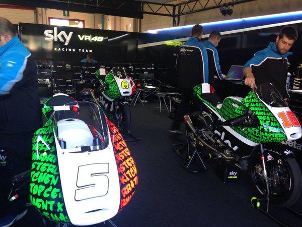 Sky Racing VR46