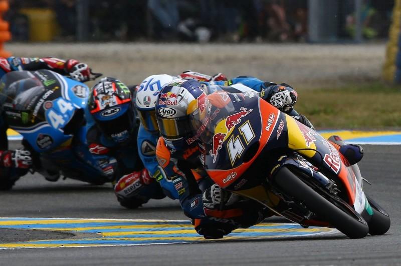 Бред Биндер, Гран-При Франции 2016