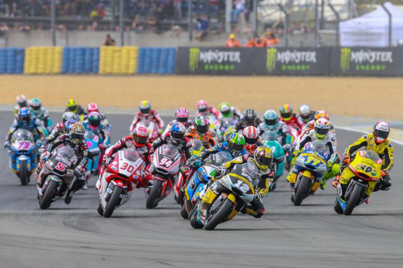Старт Гран-При Франции 2016
