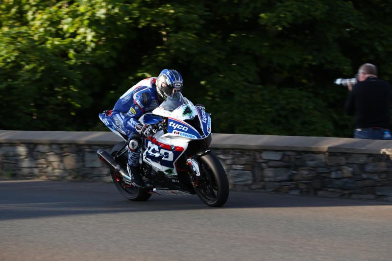 Йен Хатчинсон на Isle of Man TT 2016