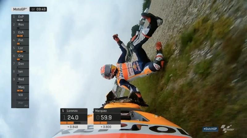 Марк Маркес, Гран-При Нидерландов, MotoGP 2016