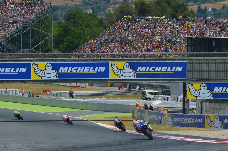 Гонка MotoGP Гран-При Каталонии 2016, Барселона-Каталунья