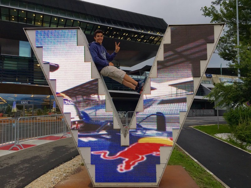 Марк Маркес, Red Bull Ring