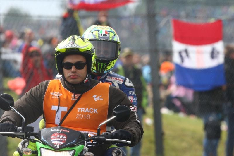 Падение Валентино Росси, Гран-При Нидерландов 2016