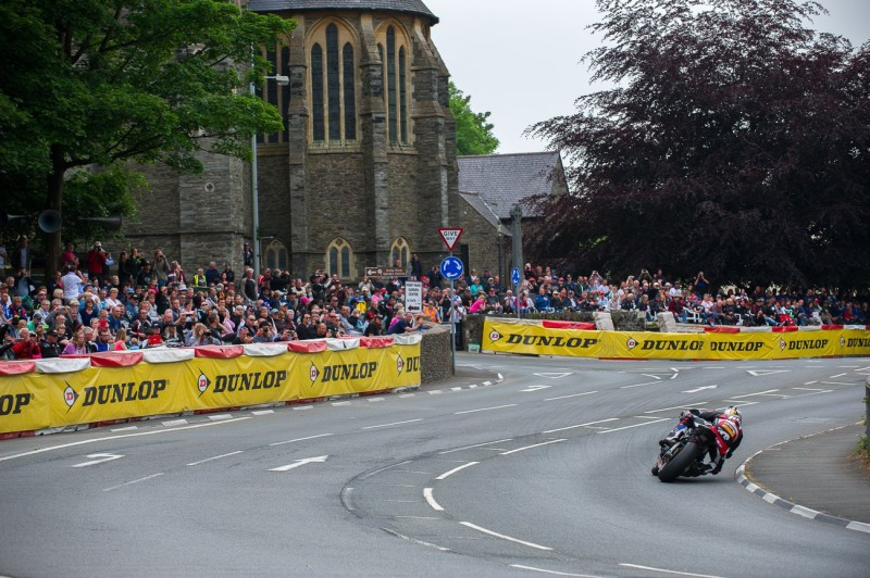 Isle of Man TT 2016 (T. Goldsmith)
